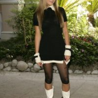 """Soy Avril Lavigne pokeevolucionada"". Foto:vía Getty Images"