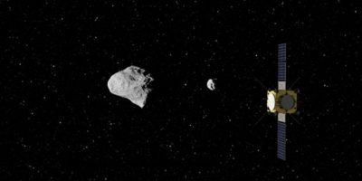 La NASA está a cargo de la investigación de Didymoon. Foto:Vía esa.int