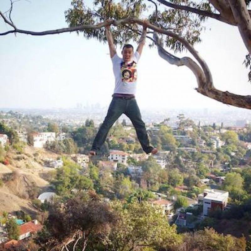 """El año siguiente, en 2009, reapareció en el programa """"Dancing with the stars"""" Foto:Facebook.com/SteveO"""