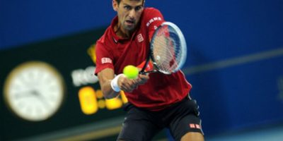 Novak Djokovic avanza a cuartos de final en la jornada del Abierto de China