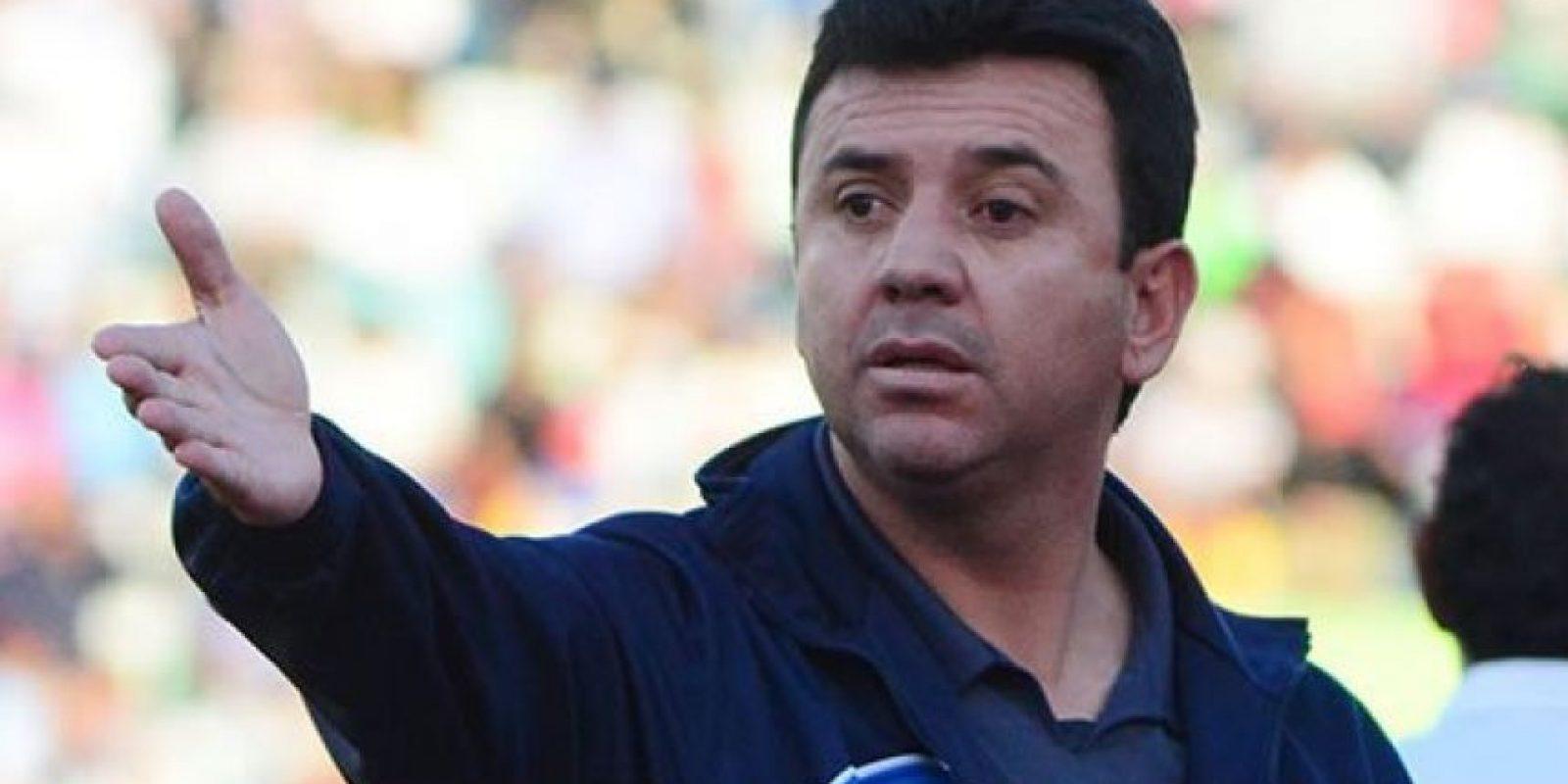 Fue nombrado el nuevo DT de Bolivia en agosto de este año. Foto:Vía facebook.com/futbolnoticias10oficial