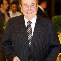 8. Nicolás Leoz / Exmiembro del Comité Ejecutivo de la FIFA y expresidente de Conmebol.