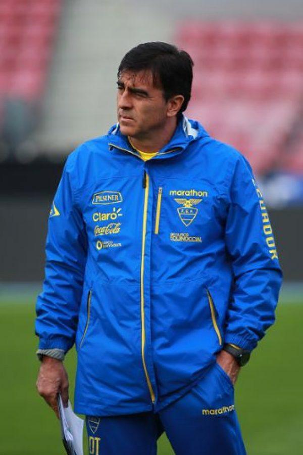 Comandó a la selección de Bolivia de 2010 a 2012 y también ha estado al frente de equipos como San Lorenzo de Argentina, Blooming, Bolívar, Oriente Petrolero de Bolivia; y Emelec de Ecuador. Foto:Getty Images