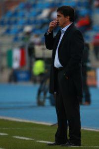 El argentino llegó a dirigir a Ecuador en enero de 2015. Foto:Getty Images