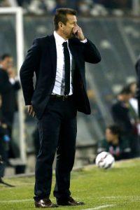 Como entrenador sólo ha dirigido a Brasil en sus dos etapas y al Internacional de Porto Alegre de 2012 a 2013. Foto:Getty Images