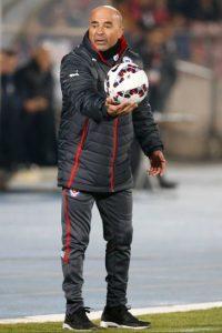 El argentino comenzó como DT en Perú dirigiendo a Juan Aurich, Sport Boys, Coronel Bolognesi, Sporting Cristal; también a Emelec de Ecuador y en Chile estuvo al frente de O'Higgins y la Universidad de Chile. Foto:Getty Images