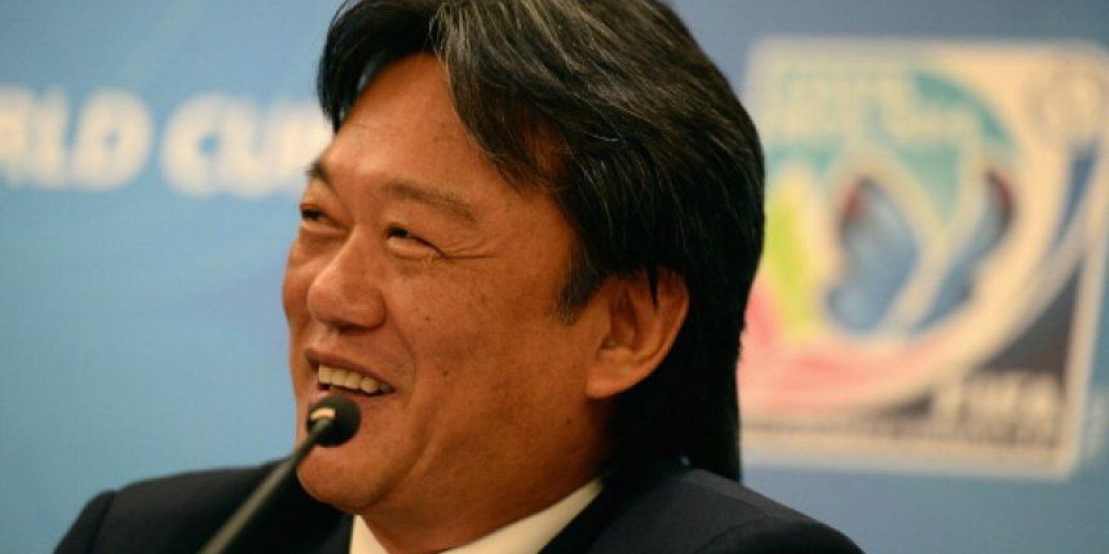 2. Eduardo Li / Exmiembro del Comité Ejecutivo de la FIFA, exmiembro del Comité Ejecutivo de la CONCACAF y presidente de la Federación Costarricense de Fútbol. Foto:Getty Images