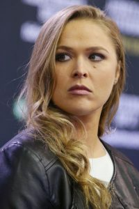 Con ello, la campeona de Peso Gallo de Mujeres de la UFC busca aumentar su racha invicta. Foto:Getty Images