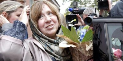 El Nobel de Literatura para Svetlana Alexiévich y el reportaje periodístico