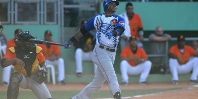 Engel Beltré conecta jonrón de la victoria para los Tigres en Santiago