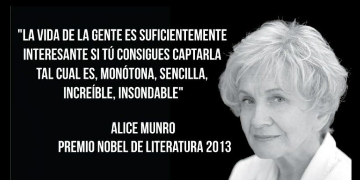 Desde 1901, solamente 14 mujeres han recibido el Nobel de Literatura