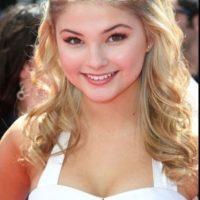 """Naomi le ganó el papel de la """"pink ranger"""" a la actriz Stefanie Scott Foto:IMDB"""