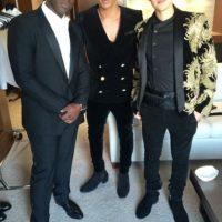 Corey Gamble es más reconocido como el road manager de Justin Bieber. Foto:vía instagram.com/coreygamble