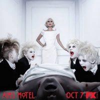 Lady Gaga es la protagonista de la quinta emisión. Foto:Facebook/AmericanHorrorStory