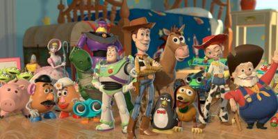 """""""Toy Story"""" 15 de junio de 2018 Foto:Disney"""