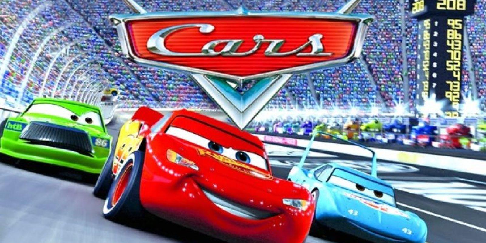 """Cars"" junio de 2017 Foto:Disney"