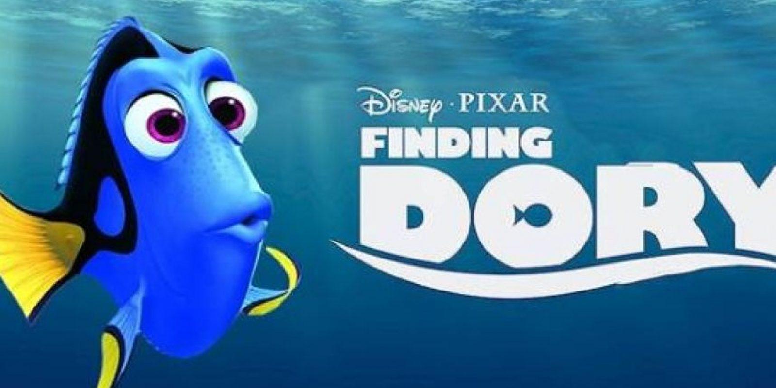 """""""Buscando a Dory"""" 17 de junio de 2016 Foto:Disney"""
