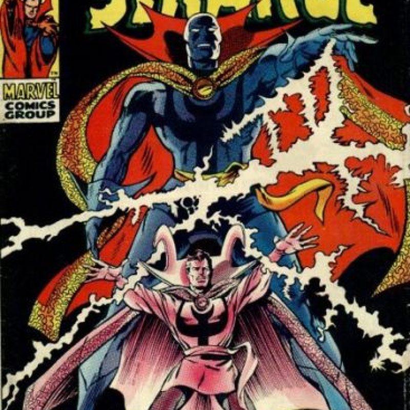 """Dr. Strange"" 4 de noviembre de 2016 Foto:Marvel"