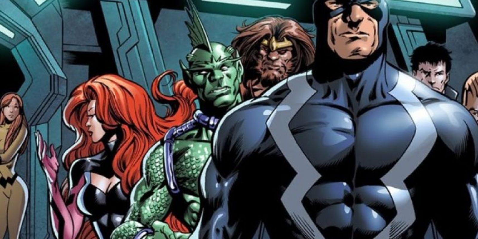 """""""Inhumans"""" 12 de julio de 2019 Foto:Marvel"""