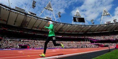 5. Competir en determinados deportes. En 2012 solamente se vio en los Juegos Olímpicos a dos mujeres de este país. Foto:Getty Images