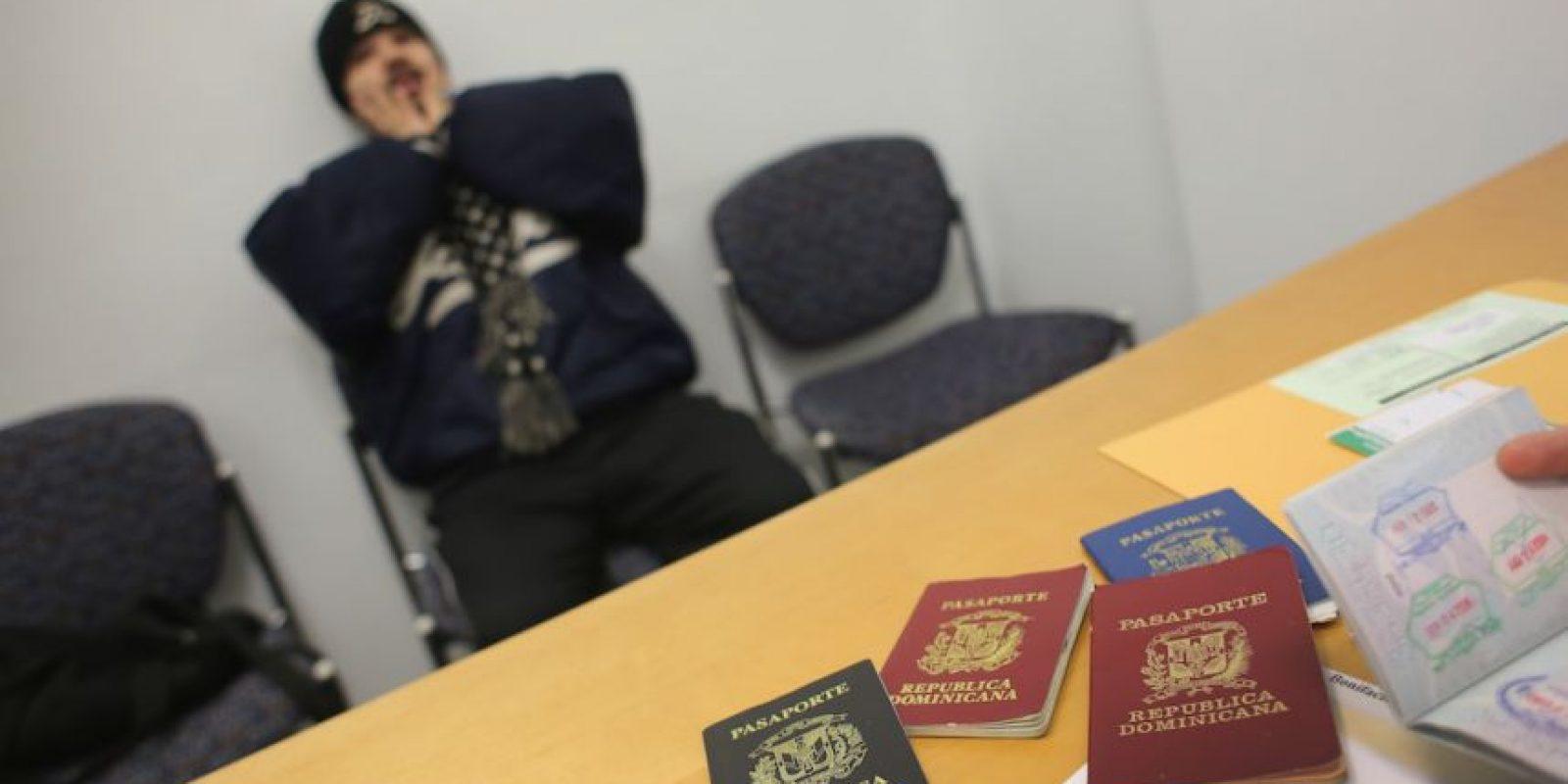 El nuevo pasaporte de Nicaragua cuenta con 89 medidas de seguridad Foto:Getty Images