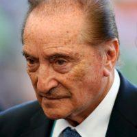 6. Eugenio Figueredo / Exmiembro del Comité Ejecutivo de la FIFA, expresidente de la Conmebol y de la Asociación Uruguaya de Fútbol. Foto:Getty Images