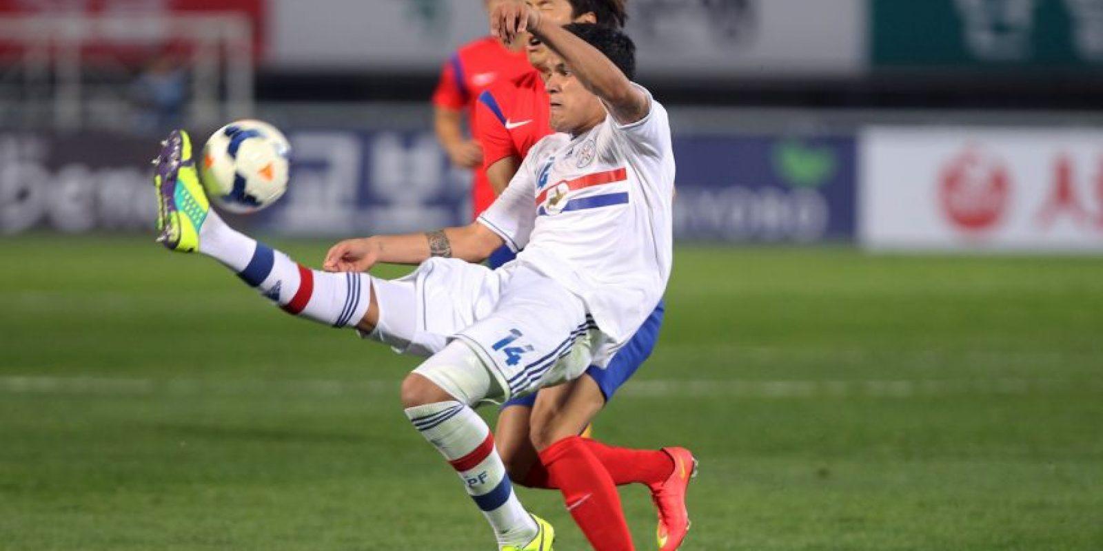 Estarían eliminados: Paraguay (61) Foto:Getty Images