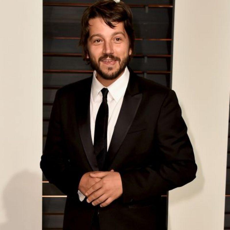 Hace unos meses el mexicano Diego Luna Foto:Getty Images