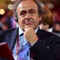 13. Michel Platini / Presidente de la UEFA Foto:Getty Images