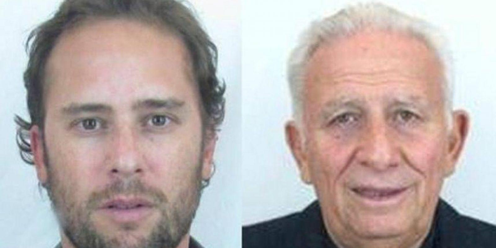 16. Hugo y Mariano Jinkins / Directivos de la empresa Full Play Group SA, de Argentina. Foto:AP