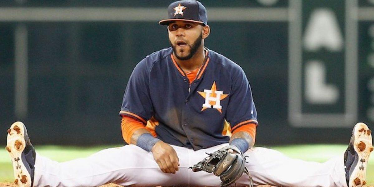Jonathan Villar es dejado fuera del roster de los Astros en la serie conta los Reales