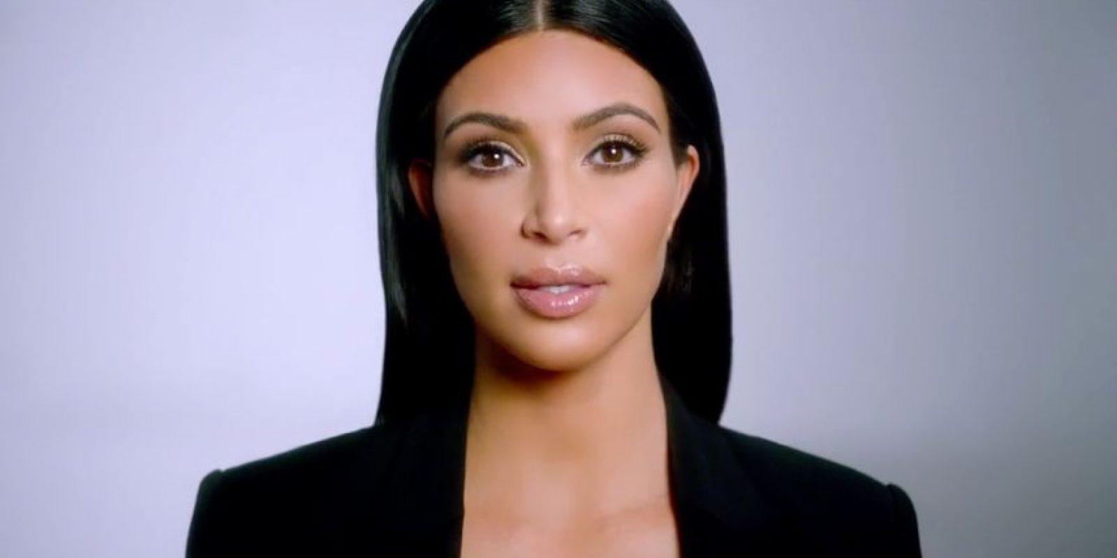 2.- Kim Kardashian Foto:Getty Images