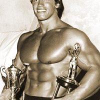 De campeón fisicoculturista a actor. Así se consagró el austriaco en los años 80.