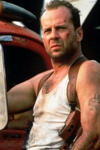 """Sobre todo, por la maravillosa """"Die Hard"""", de 1985."""