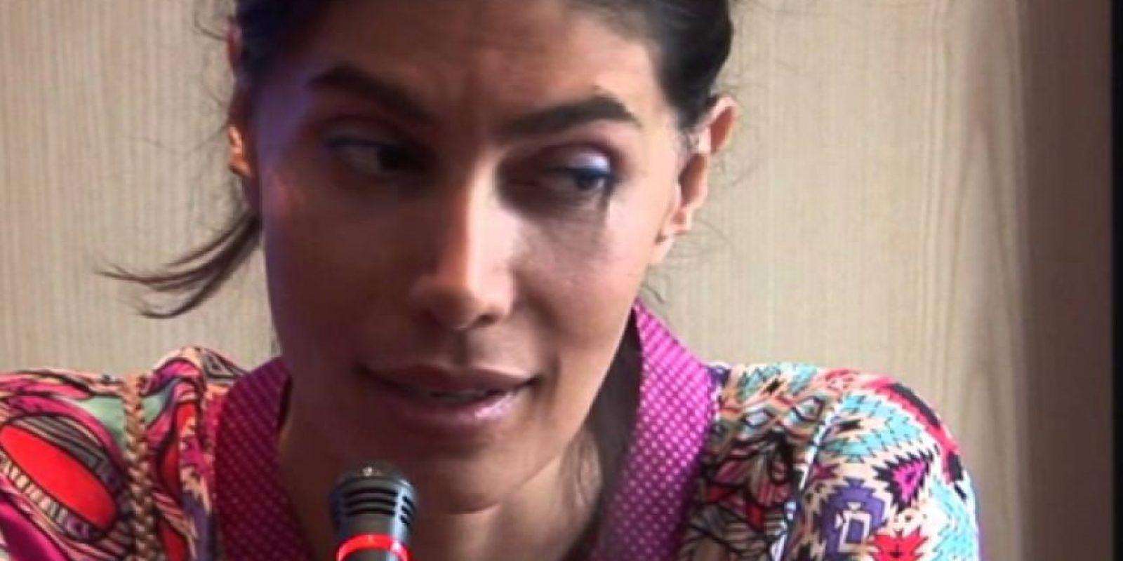 Se defendió, limpió su nombre, se hizo una reputada psicóloga y modelo. Foto:vía Youtube
