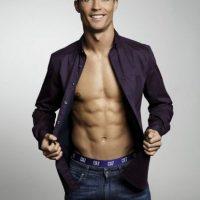2. Cristiano Ronaldo (Portugal/Real Madrid) Foto:Vía instagram.com/Cristiano
