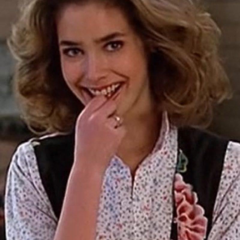 """Ella interpretó a la popular """"Jennifer"""". Foto:vía Universal Pictures"""