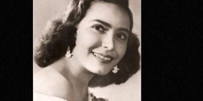 Pero antes tenía una gran carrera como actriz. Foto:vía Facebook/Carmen Salinas