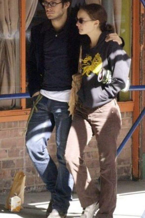 Comenzó a salir en 2003 con Natalie Portman Foto:Grosby Group