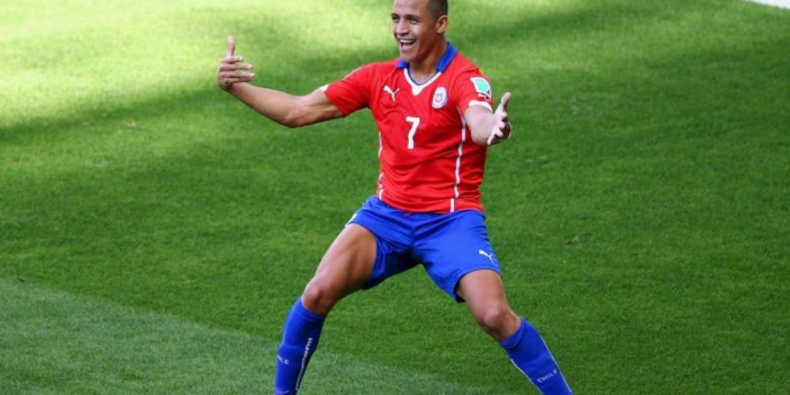 4. Chile Foto:Getty Images
