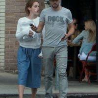 """Tiene 27 años y es el mexicano que conquistó a Emma Watson, a quien conoció en el set de """"Harry Potter y el cáliz del fuego"""". Foto:Grosby Group"""
