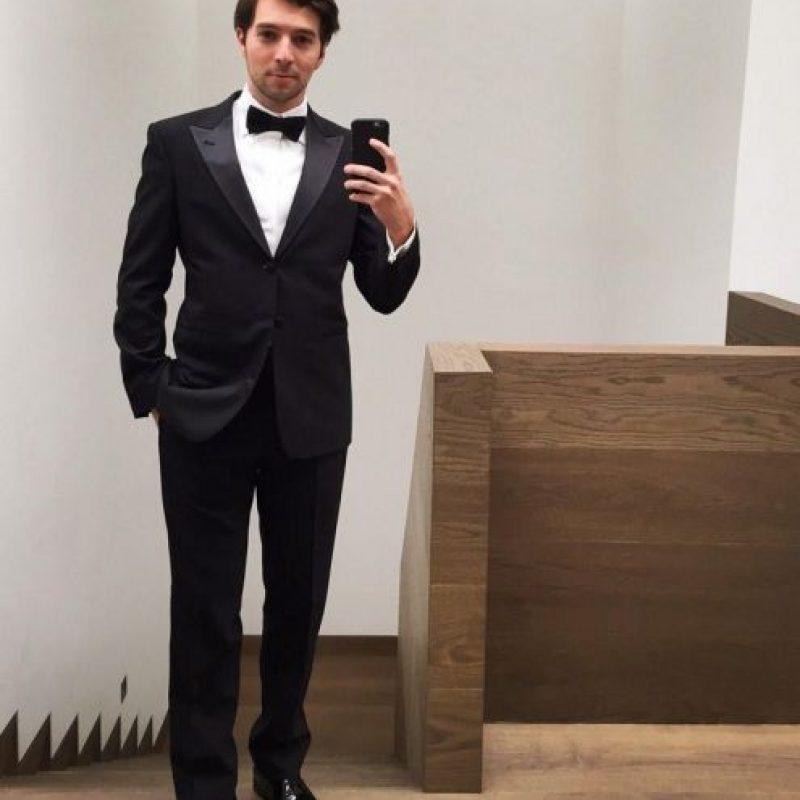 Es actor y productor Foto:Vía twitter.com/robaguire