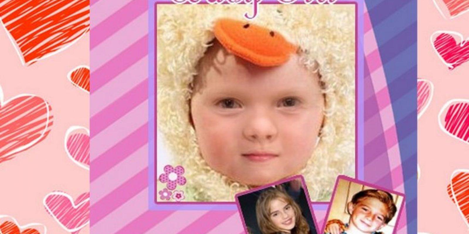 Si fuera niña Foto:Vía makemebabies.com