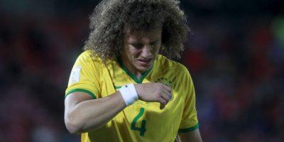 1. David Luiz (Brasil) Foto:AFP