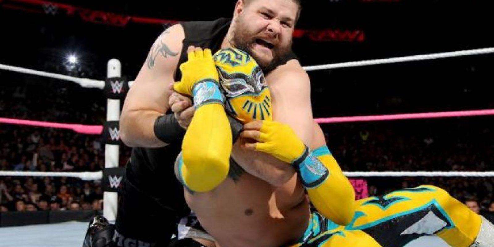 El nuevo talento de la WWE vendió en promedio cuatro mil 800 boletos en agosto pasado Foto:WWE