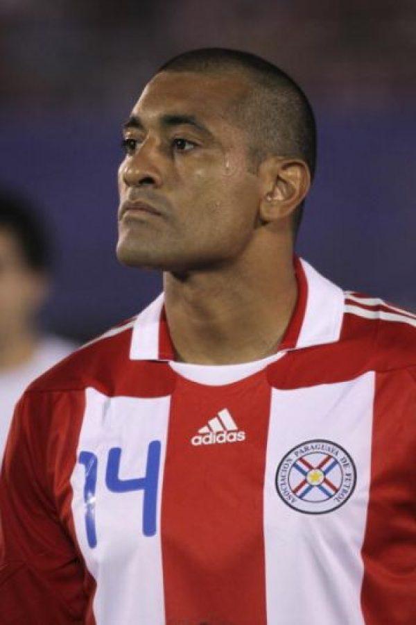 Paulo da Silva (Paraguay) Foto:Getty Images