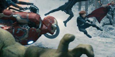 """Miren cómo cambia el elenco de """"Avengers"""" sin los efectos especiales"""