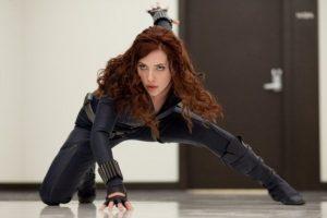 Una de las estrellas que cautiva al público masculino de Marvel Cómics. Foto:vía facebook.com/Avengers