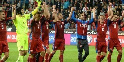 3. República Checa Foto:AFP
