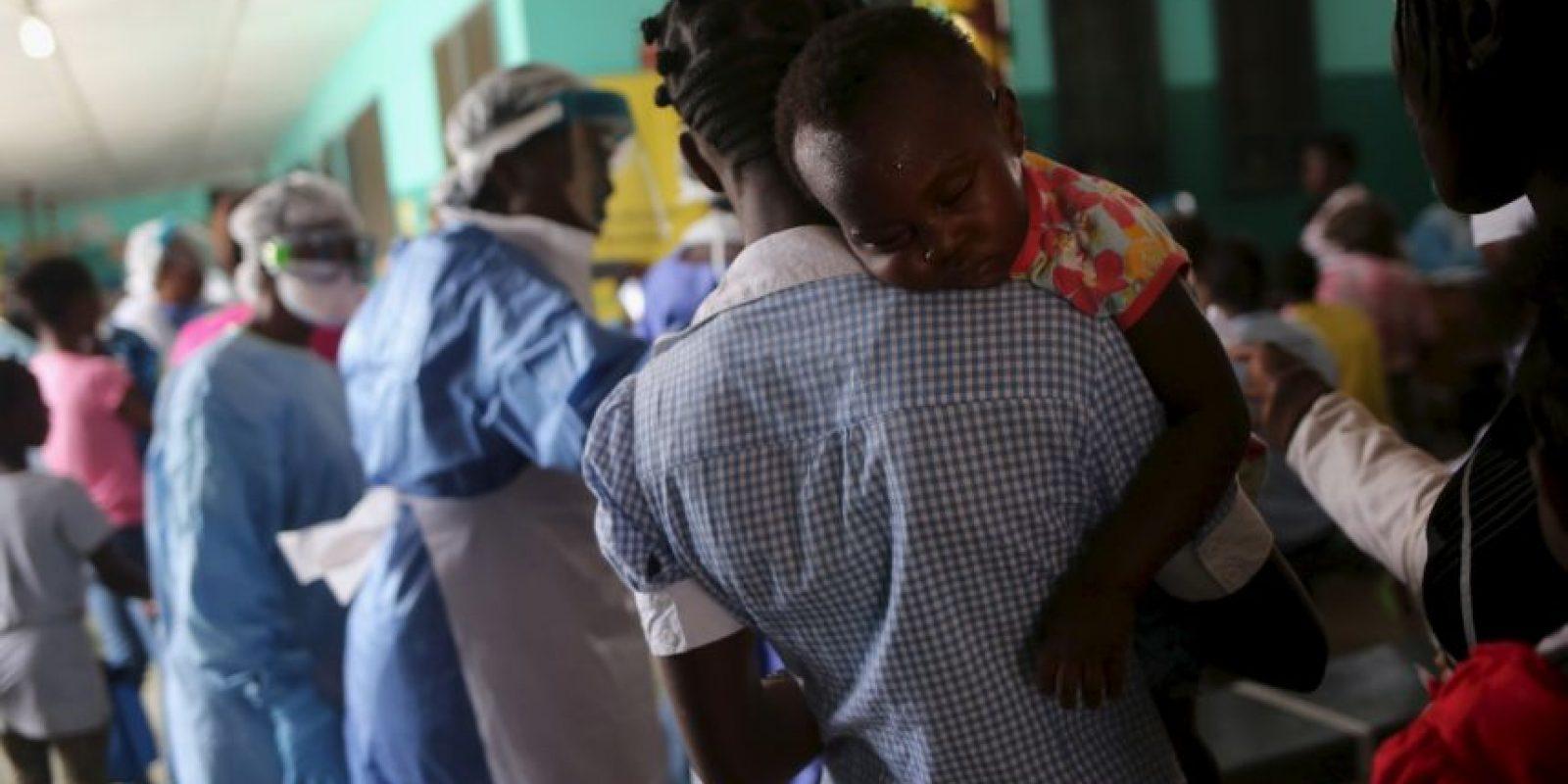 E infectó a más de 10 mil personas. Foto:Getty Images